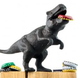Otwieracz do butelek w formie dinozaura