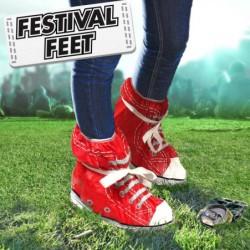 Nakładki na buty na niepogodę