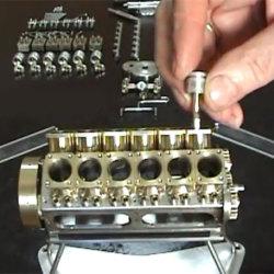 Najmniejszy silnik V12