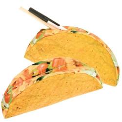Torebka w kształcie taco