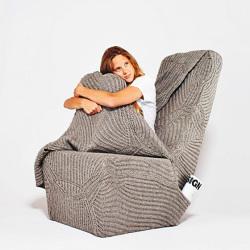 Fotel na zimniejsze dni