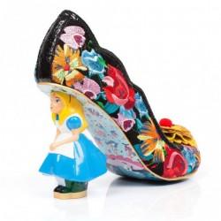 Pantofelki inspirowane Alicją w Krainie Czarów