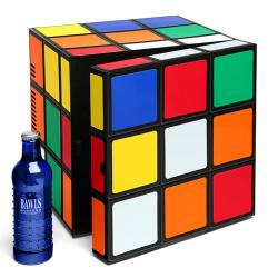 Lodówka jak kostka Rubika
