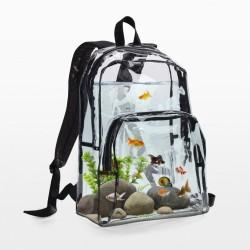 Akwarium w plecaku