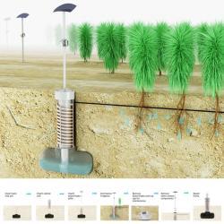 Nawadnianie suchych gruntów