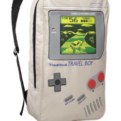 Plecak inspirowany Nintendo