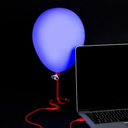 Lampka nocna jak balon