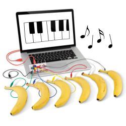 Bananowa klawiatura