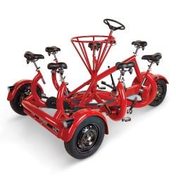 Rower dla siedmiu osób