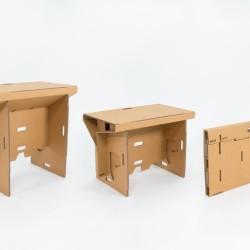 Składane ekologiczne biurko