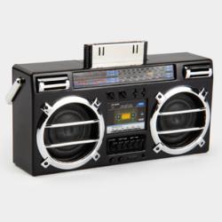 Głośnik do iPhone'a jak Boombox