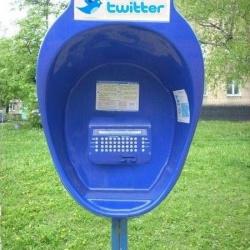 Budka telef... mikroblogowa