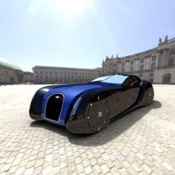 Bugatti Type 57 Evoluzione Koncept