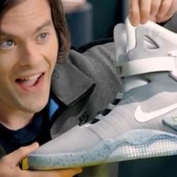 Buty z Powrotu do przyszłości
