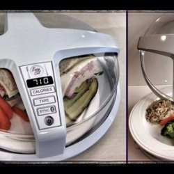 Urządzenie mierzące ilość kalorii w posiłku
