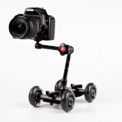 Stabilność kamery w ruchu