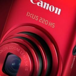 Canon IXUS 220 HS i technologia HS