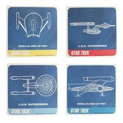 Ceramiczne podkładki z motywami z Gwiezdnych Wojen