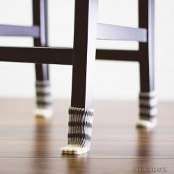 Zestaw skarpetek dla krzesła