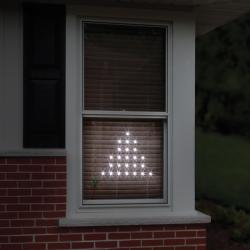 Świąteczne światełka LED
