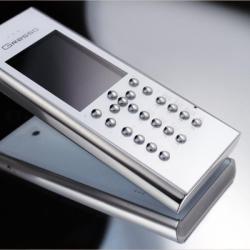 Kobiecy elegancki telefon
