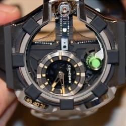 Concord C1 QuantumGravity igra z rzeczywistością