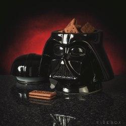 Pojemnik na ciastka rodem z Gwiezdnych Wojen