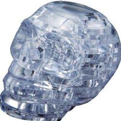 Puzzle 3D składające się na czaszkę