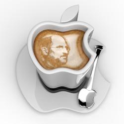 Kubek inspirowany Apple