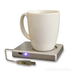 Podgrzewacz na USB