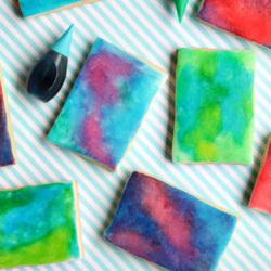 Ciasteczka pełne kolorów