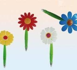 Długopis kwiatek