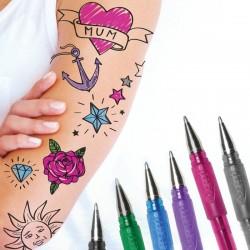 Długopisy do tatuażu
