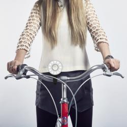 Proste i funkcjonalne światło rowerowe