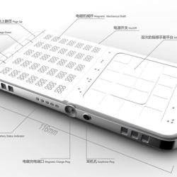 Telefon komórkowy na język Braille?a