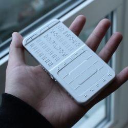 Telefon komórkowy dla niewidomych
