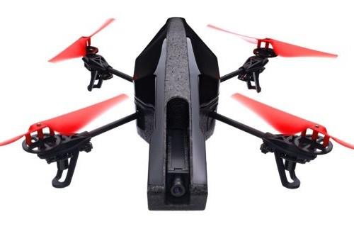 Dron PARROT AR.DRONE 2.0 Power Edition / sterowanie smartfonem lub tabletem / kamera / łatwa obsługa