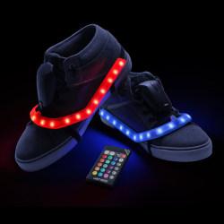 Paski LED do butów