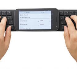 Bezprzewodowa klawiatura do smartfona
