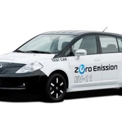 Elektryczny Nissan