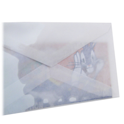 Spray czyniący papier przezroczystym