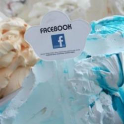 Lody o smaku Facebook'a