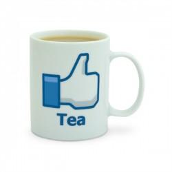 Facebookowy kubek – Like Tea