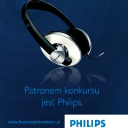 WYGRAJ SŁUCHAWKI ? konkurs technow.pl i Philips