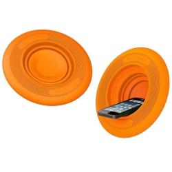 Frisbee i wzmacniacz w jednym