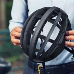 Składany kask na rower