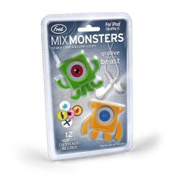 Silikonowy potwór zaopiekuje się twoim iPod'em