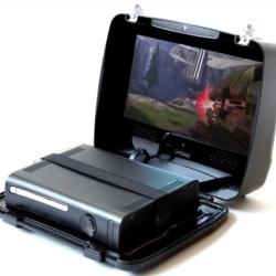 Przenośna walizka dla Xbox'a 360