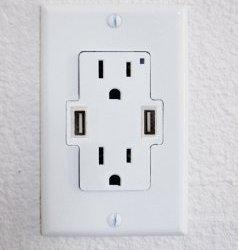 Prawdziwe gniazdko USB