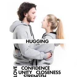 Bluza idealna do przytulania